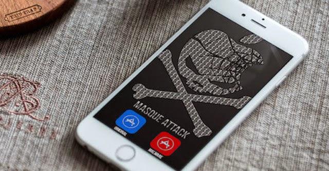 """Mã độc """"Masque Attack"""" mới trên iOS"""