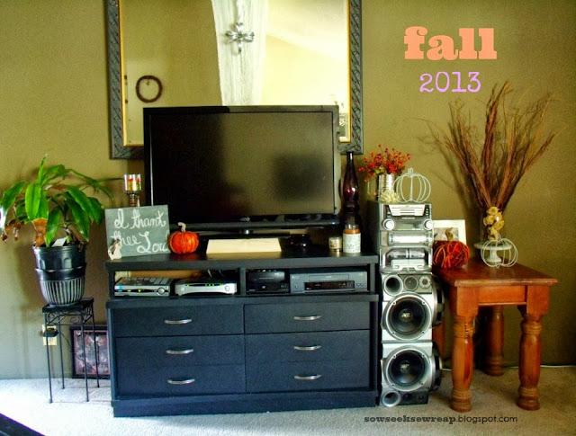 Fall 2013, Fall decor, Easy Fall Decor