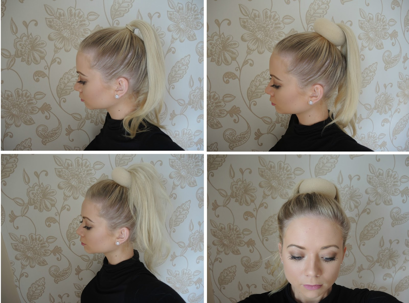 Hair Bun Tutorial
