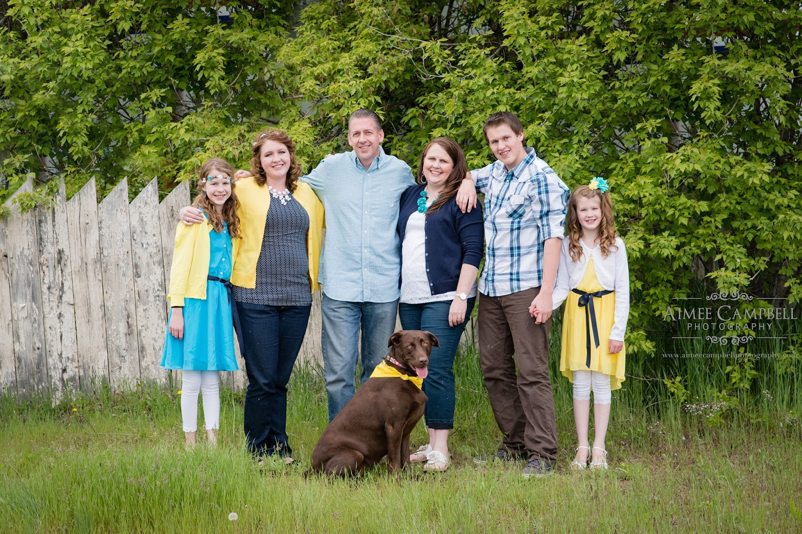 Utah Family Pictures