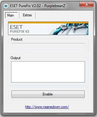 de por vida para ESET NOD32 Antivirus 5 o ESET Smart Security 5