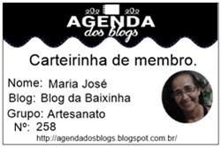 ♥ Carteirinha 2016 ♥