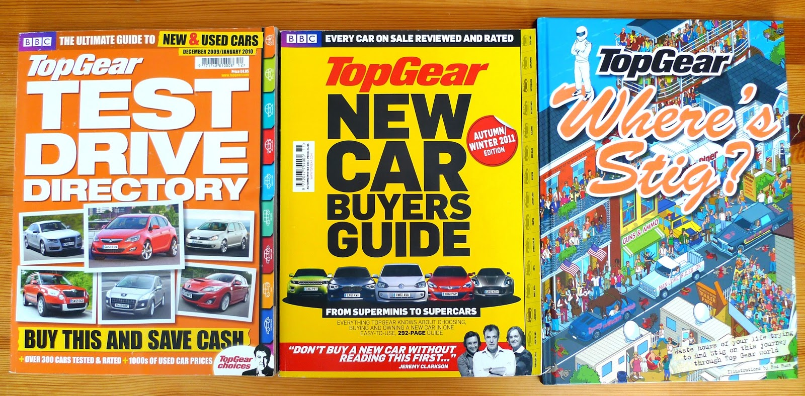 Lucy Melford: Farewell, Top Gear