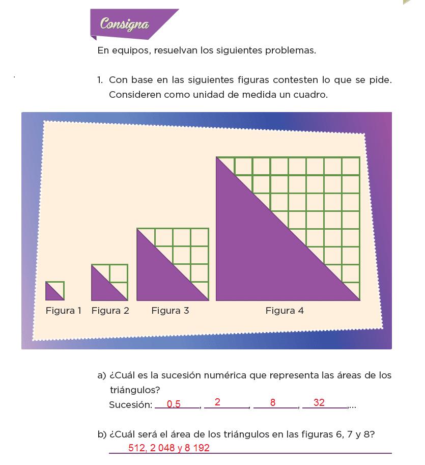 Respuestas Incrementos rápidos - Desafíos matemáticos 6to Bloque 5to 2014-2015