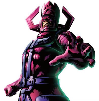 Galactus Character Review