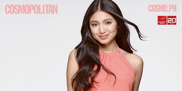 Nadine Lustre Cosmopolitan January 2016 Cover Issue