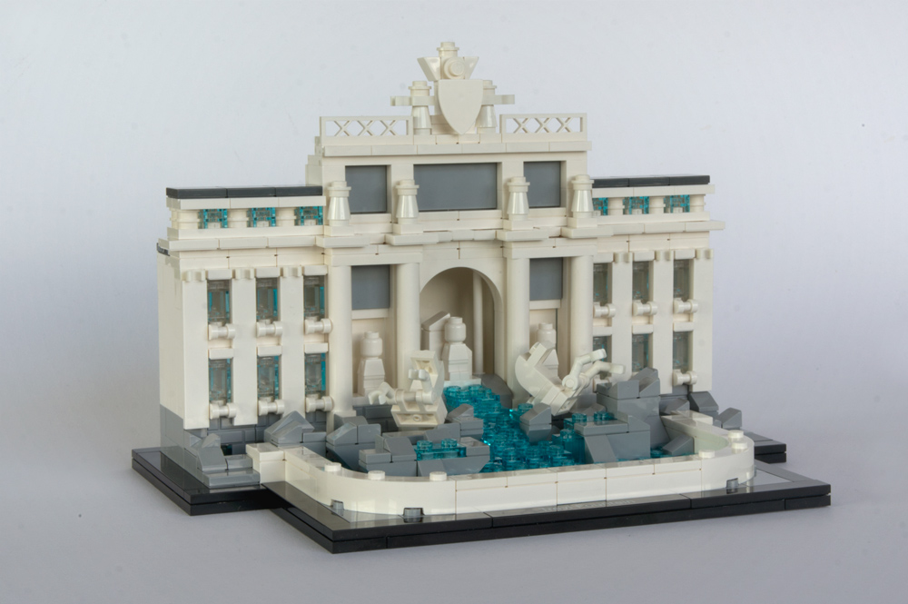 Trevi Review New Elementary A Lego Blog Of Parts