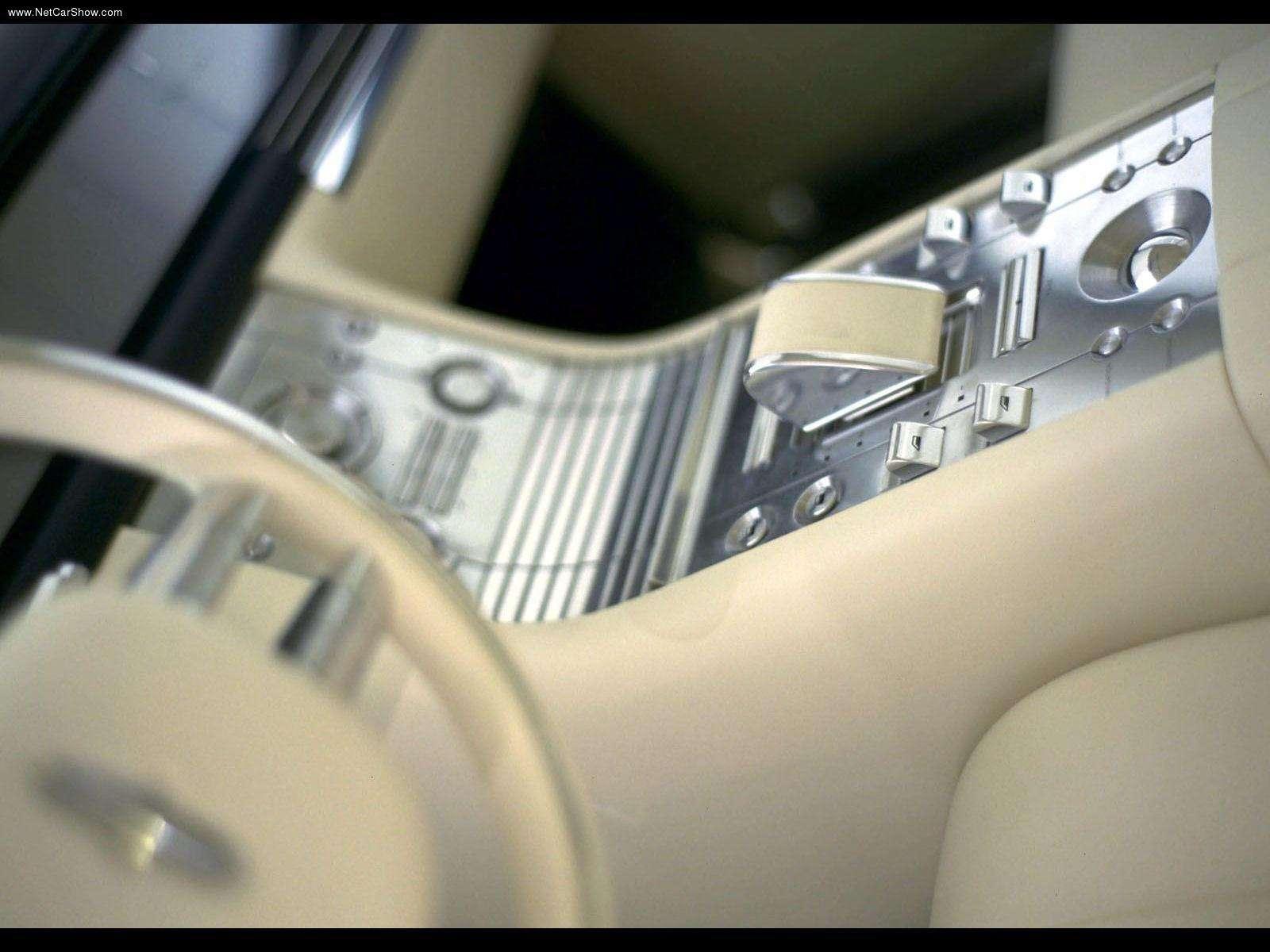 Hình ảnh xe ô tô Lincoln Continental Concept 2002 & nội ngoại thất