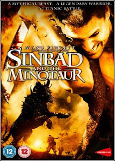 Download Sinbad e o Minotauro DVDRip AVI Dublado