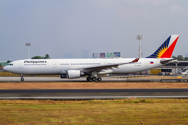 Philippine Airlines Unveils New Fleet of A330-300 HGW Aircraft