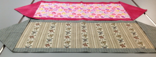 Backdoorquilts small business saturday for 10 minute table runner directions