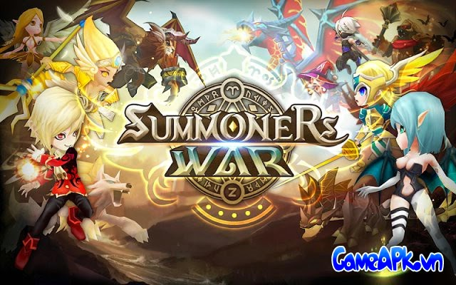 Summoners War: Sky Arena v1.2.4 hack Attack & Speed cho Android