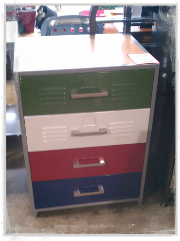 Four Drawer Locker Chest Would Be So Cute In A Boyu0027s Room!