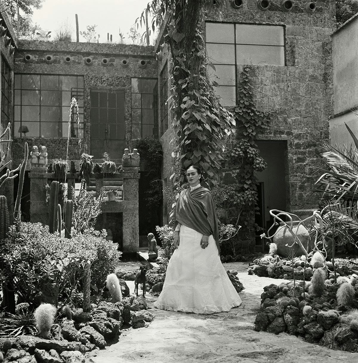 Rare and loving photos of frida kahlo from the last years - La casa vintage ...