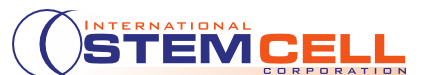 International Stem Cell Corporation logo