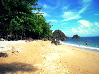 Carogcog Beach - Rapu - Rapu, Albay