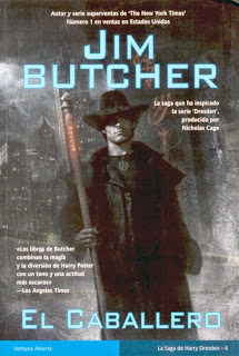 El caballero de Jim Butcher