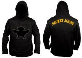 Secret Agent Outfit