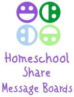 The best place for homeschool encouragement and hanging out with like-minded homeschoolers!