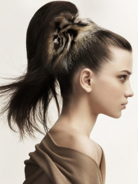 Quick and easy hairstyles - Quick hairstyles