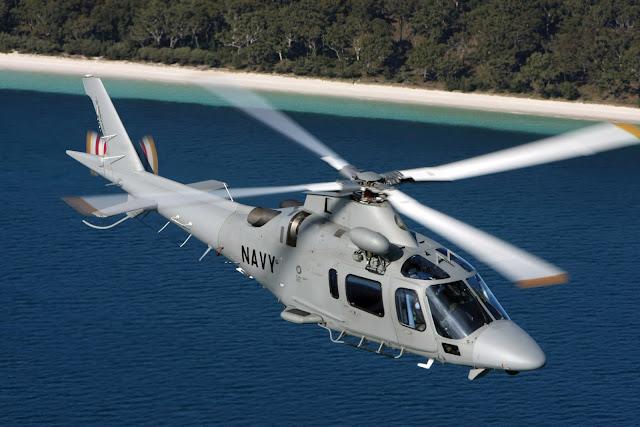 Gambar Helikopter Agusta Westland AW 109 - 16