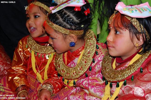 நேபாளம்-அழகான படங்கள்.... Nepal+-+Cute+Nepali+girls