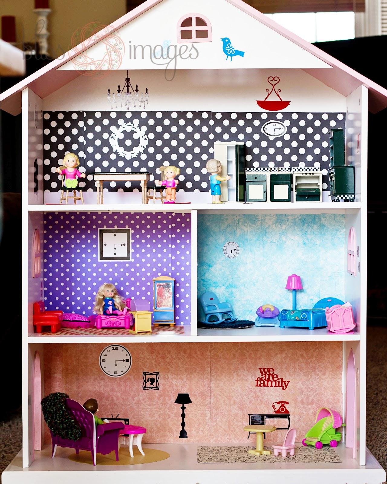 Сделать кукольный домик своими руками с фото 410