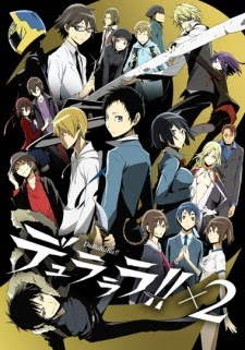 Kos Internet - Durarara!!x2 Sub English SD 480p