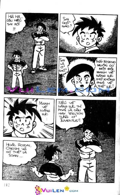 Jindodinho - Đường Dẫn Đến Khung Thành III Tập 30 page 112 Congtruyen24h
