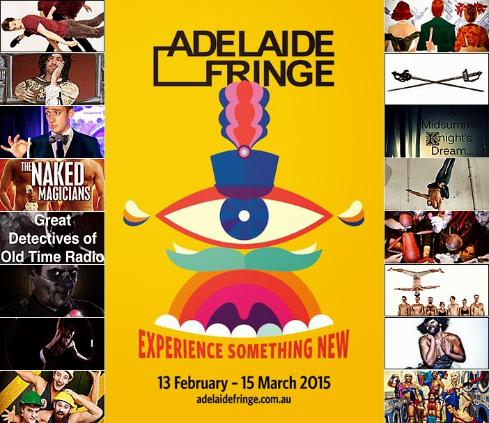 my adelaide fringe picks 2015