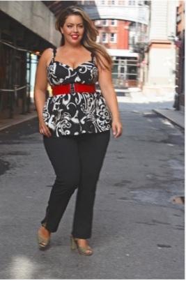 Lifestyle and plus size fashion: Fashion tips for body ...