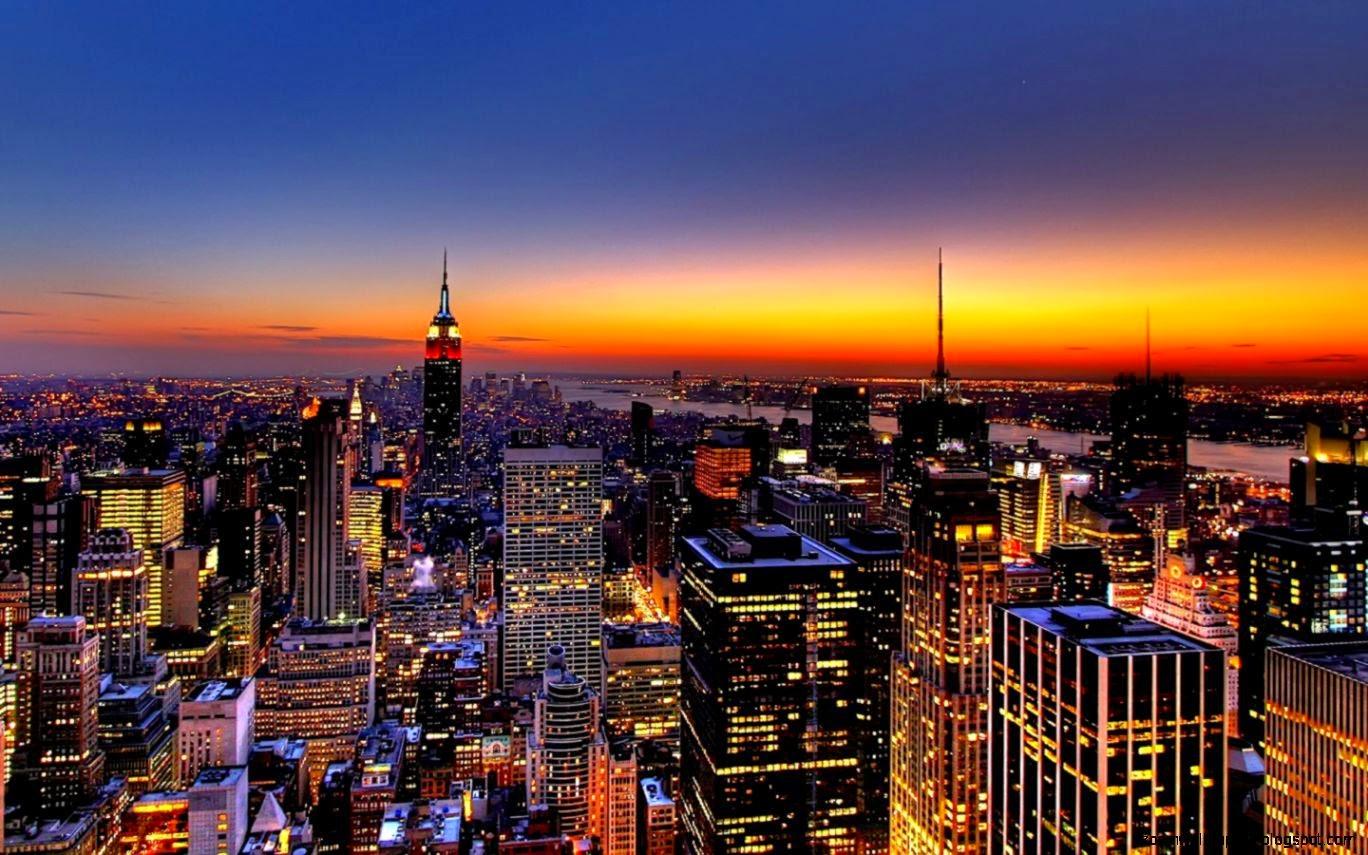 HD Wallpapers 1440x900 » Cities » Ney York city hd desktop