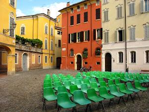 Modena Piazza Pomposa