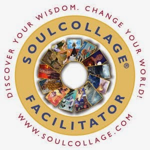 I am a SoulCollage® Facilitator