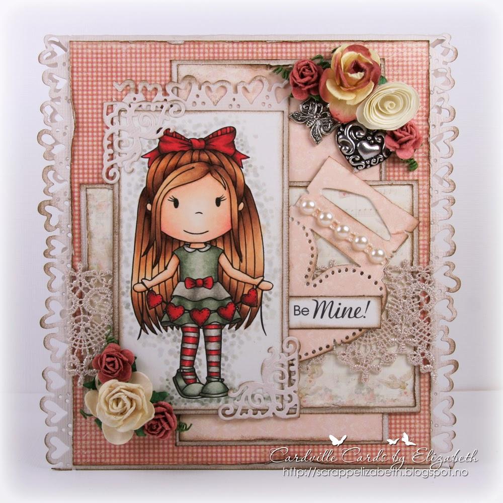 Cardville- Cards by Elizabeth: GDT Paper Nest Dolls ...