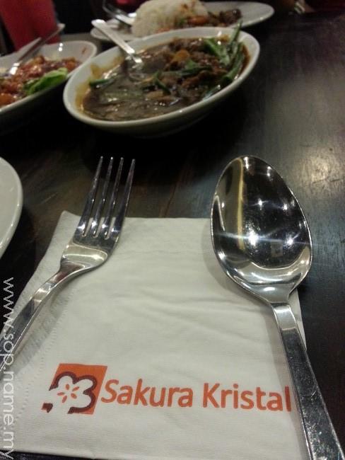 Restoran Sakura Kristal Festival City