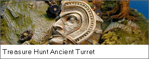 Hidden Ancient Turrent