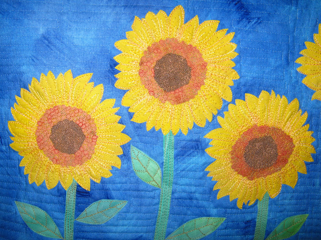 art quilting tutorials