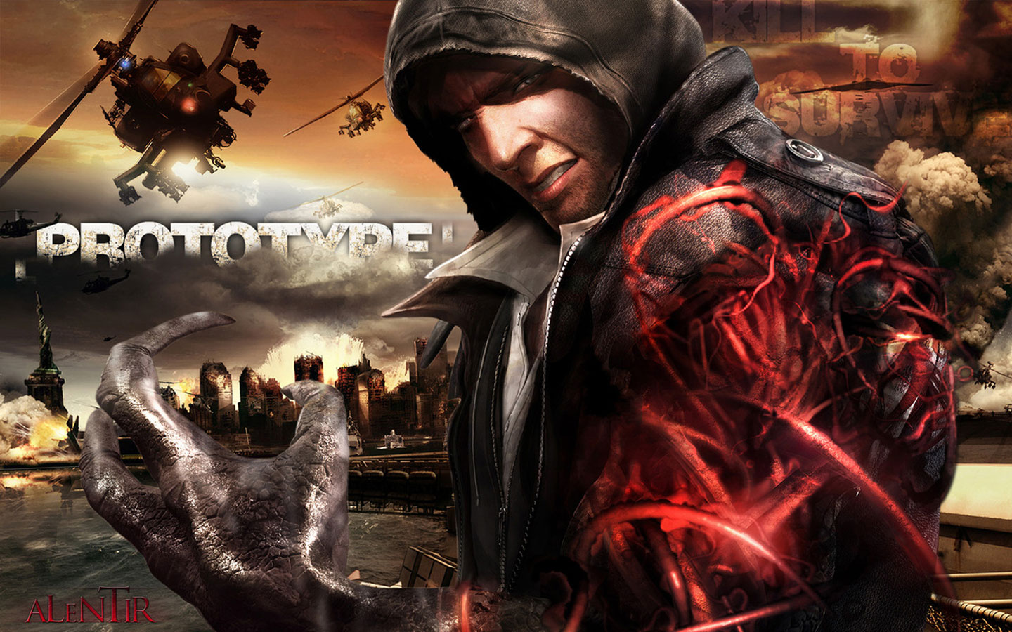 Prototype 2 Free Download - Ocean of Games
