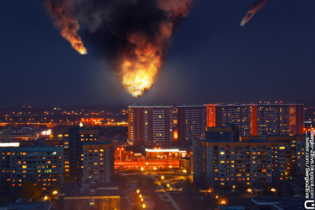 Метеорит, астероид, апокалипсис, Конец Света