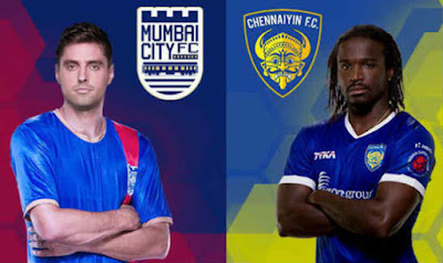 Mumbai City FC Vs Chennaiyin FC Match Prediction, Preview, Live Stream
