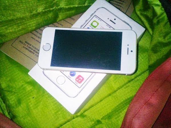 Murid Dapat 2A UPSR Dapat Hadiah Iphone 5S Bukannya Iphone