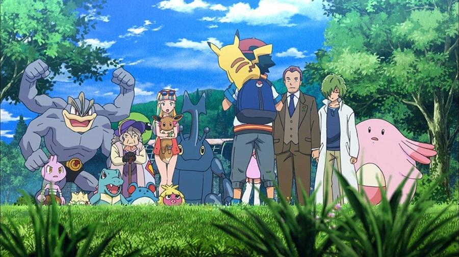 Imagens Pokémon O Filme - O Poder de Todos Torrent