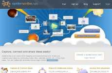 Generador de mapas mentales online: SpiderScribe