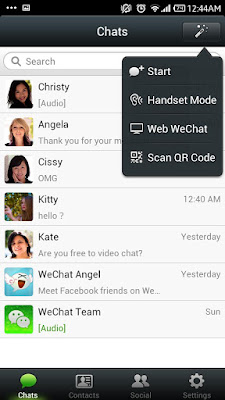 Download WeChat Aplikasi Android APK