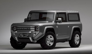 2014 Ford Bronco Review,Price & Release Date