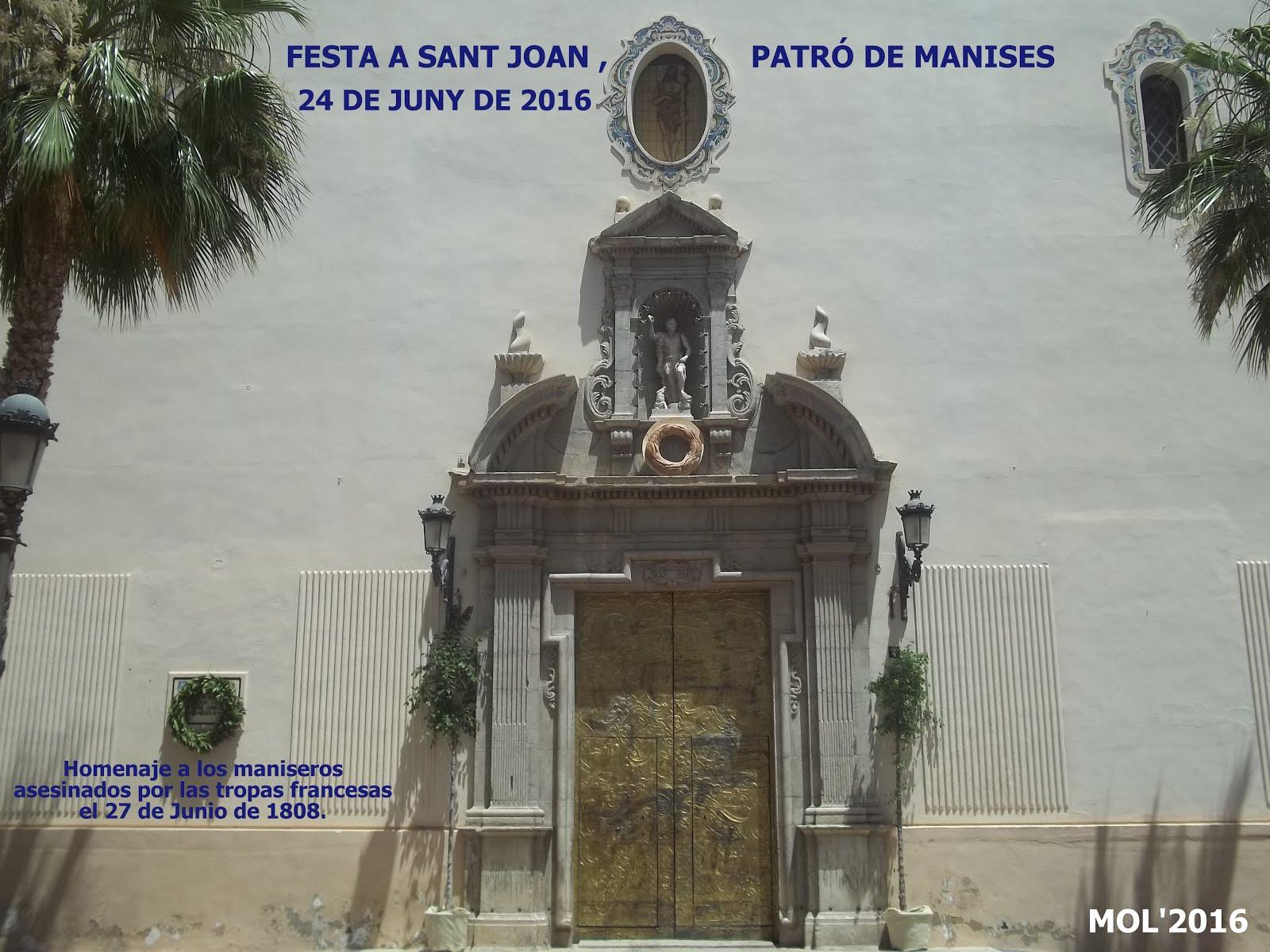 24.06.16 EN LA FESTA DE SANT JOAN BATISTE, ACTES I SOPAR