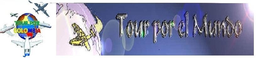 TOUR POR EL MUNDO DESDE IEGAMAR