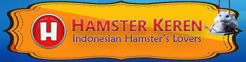 Indonesian Hamster's Lovers