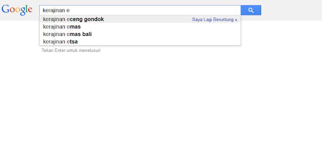 riset keyword manual dg google suggestion